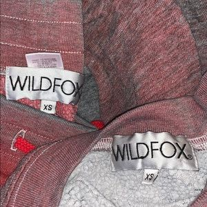 Wildfox Tops - Wildfox Ay Mama Sweatsuit